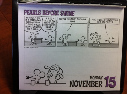 humor strip mornings monday comic